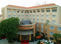 First Hotel, a 4-star hotel, Ho Chi Minh City (Saigon), Vietnam